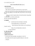 Giáo án Địa lý 7 bài 31: Kinh tế châu Phi (tiếp theo)