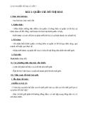 Địa lý 7 bài 3: Quần cư. Đô thị hóa
