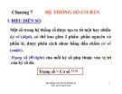 Bài giảng Kỹ thuật điện tử: Chương VII - Lê Thị Kim Anh