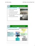 Bài giảng Sản xuất sạch hơn trong công nghiệp: Chương 1