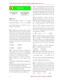 Đề thi thử ĐH môn Vật lý lần 6 năm 2012 đề 10 - THPT Chuyên Sư Phạm Hà Nội - Mã đề 161 (Kèm đáp án)
