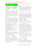 Đề thi thử ĐH môn Vật lý lần 2 năm 2012 đề 24 - THPT T.H Đạo-Thanh Xuân - Mã đề 256 (Kèm đáp án)