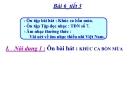 Bài giảng Vài nét về âm nhạc thiếu nhi Việt Nam - Âm nhạc 7 - GV:L.Q.Vinh