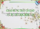 Bài giảng Tập đọc nhạc: TĐN số 1 - Âm nhạc 8 - GV:L.Q.Vinh