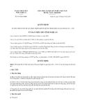 Quyết định 4157/QĐ-UBND năm 2013