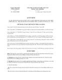 Quyết định 1502/QĐ-UBND năm 2013