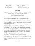 Quyết định 15/2013/QĐ-UBND tỉnh Đắk Nông