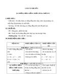 Giáo án Đại số 8 chương 1 bài 4: Những hằng đẳng thức đáng nhớ (tiếp)