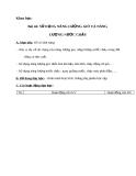 Giáo án bài 44: Sử dụng năng lượng gió, năng lượng nước chảy - Khoa học 5 - GV.T.B.Minh