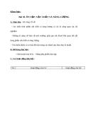 Giáo án bài 50: Ôn tập vật chất và năng lượng (TT) - Khoa học 5 - GV.T.B.Minh