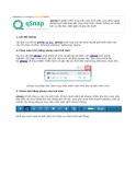 qSnap - sản phẩm chụp màn hình của người Việt