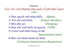 Bài giảng Kinh tế quốc tế: Chương 5 - GV. Nguyễn Hữu Lộc