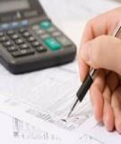 Báo cáo thực tập: Kế toán nguyên vật liệu tại công ty Cơ Khí Quang Trung