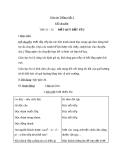 Bài Kể chuyện: Đất quý, đất yêu - Giáo án Tiếng việt 3 - GV.Hoàng Thi Thơ