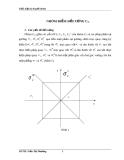 Tiểu luận Lý thuyết nhóm: Nhóm điểm đối xứng C4v