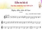 Bài giảng bài 8: Học hát: Hô la hê Hô la hô - Âm nhạc 6 - GV:T.K.Ngân