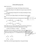 Đề thi thử Đại học môn Vật lý 2014 đề số 1