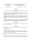 Văn bản hợp nhất 3201/VBHN-BVHTTDL năm 2013