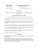 Quyết định 43/2013/QĐ-UBND tỉnh Lâm Đồng