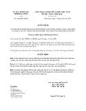 Quyết định 1449/QĐ-UBND năm 2013 tỉnh Đắk Nông