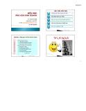 Bài giảng Văn hóa kinh doanh: Chương 1 - GV. Trần Đức Dũng