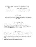 Quyết định 1577/QĐ-TTg năm 2013