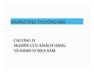 Bài giảng Marketing thương mại: Chương 4
