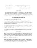 Quyết định 1853/QĐ-UBND năm 2013