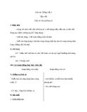 Giáo án bài Tập viết: Ôn chữ hoa: H - Tiếng việt 3 - GV.N.Tấn Tài