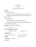 Giáo án bài Tập đọc: Nhà rông ở Tây Nguyên - Tiếng việt 3 - GV.N.Tấn Tài