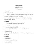 Giáo án bài Chính tả: Nhớ, viết: Về quê ngoại - Tiếng việt 3 - GV.N.Tấn Tài