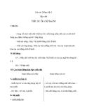 Giáo án bài Tập viết: Ôn chữ hoa: M - Tiếng việt 3 - GV.N.Tấn Tài