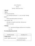 Giáo án bài Tập đọc: Nhà bác học và bà cụ - Tiếng việt 3 - GV.N.Tấn Tài
