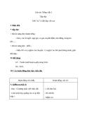 Giáo án bài Tập đọc: Đối đáp với vua - Tiếng việt 3 - GV.N.Tấn Tài