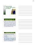 Bài giảng Kế toán quản trị: Chương 5 - TS. Đào Thị Thu Giang