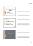 Bài giảng Phân tích báo cáo tài chính - Ths. Nguyễn Đỗ Quyên