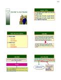 Bài giảng Kế toán quản trị: Chương 2 - TS. Đào Thị Thu Giang