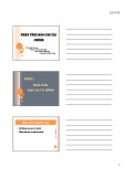 Bài giảng Phân tích báo cáo tài chính (tt)- ThS. Nguyễn Đỗ Quyên
