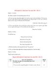 Đề thi giữa kì 2 lớp 8 môn Văn năm 2014 - Đề số 1