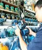Đồ án môn học: Thiết kế mạch điều khiển động cơ bơm nước tự động lên bồn Trạm cấp nước sinh hoạt