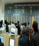 Tiểu luận: Thị trường chứng khoán Việt Nam