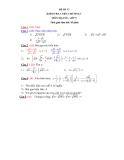 Đề kiểm tra 1 tiết Toán 9 - Đại số chương 1 (Kèm đáp án)