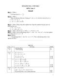 Đề kiểm tra 1 tiết HK2 môn Toán lớp 9 - (Kèm đáp án) đề số 69