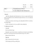 Giáo án Âm nhạc 7 bài 5: ANTT: Một số thể loại bài hát