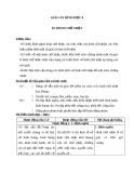 Giáo án Hình học 8 chương 1 bài 9: Hình chữ nhật