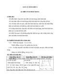 Giáo án Hình học 8 chương 2 bài 4: Diện tích hình thang