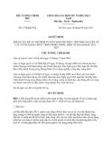 Quyết định 1758/QĐ-TTg năm 2013