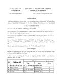 Quyết định 23/2013/QĐ-UBND tỉnh Đắk Lắk