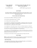 Quyết định 29/2013/QĐ-UBND tỉnh Phú Thọ