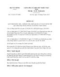 Thông tư 131/2013/TT-BTC